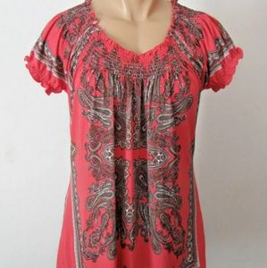 (4/$10) Madison Top Size Small